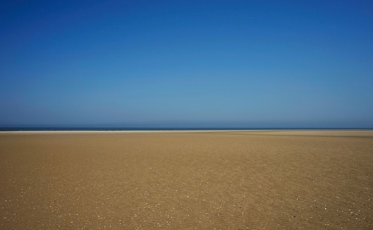 Hier, Oye-plage, superbe balade - gclavet | ello