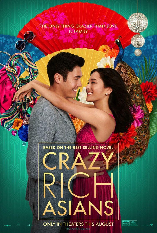 Crazy Rich Asians - Trailer cho - comicbuzz   ello