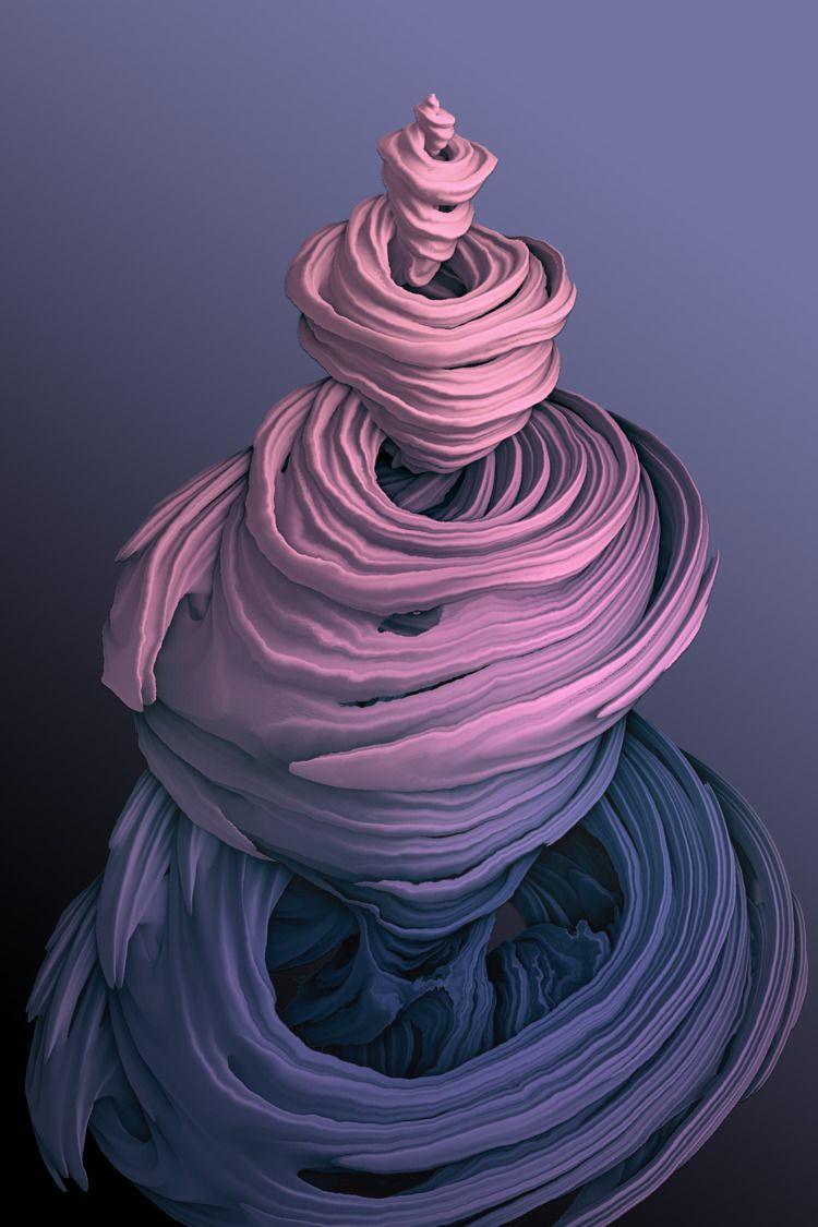 seussian - math, abstract, glitch - jazer | ello