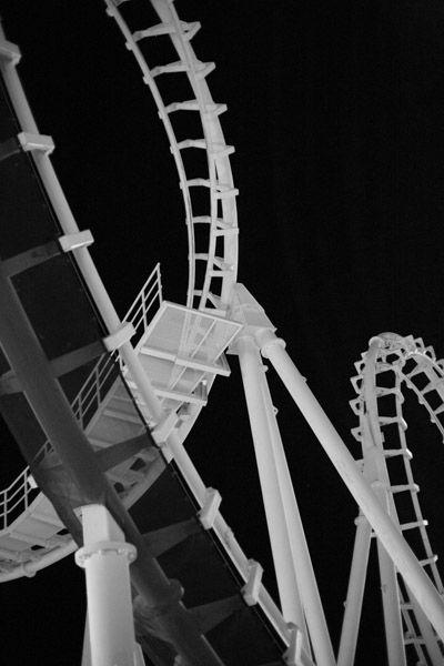 perspective rollercoaster Submi - arosephoto | ello