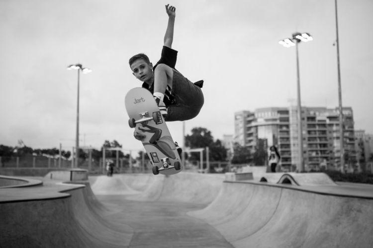shooting skate park ii - skating - victorbezrukov | ello