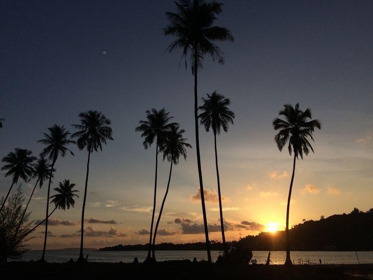 photography, sunset, Simeulue - aidilfj | ello