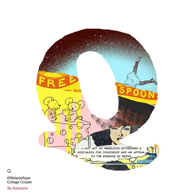 graphicdesign, typography, 36daysoftype - safosone | ello