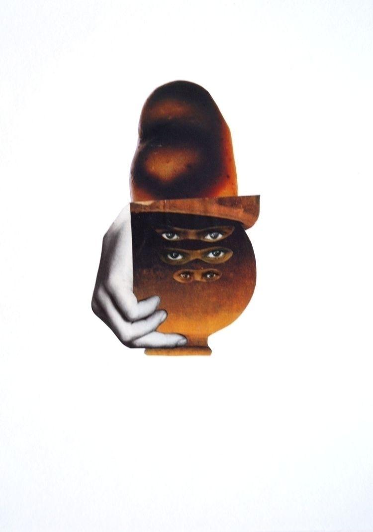 collage Bep Broos - art#analogcollage#handmadecollage#cutandpaste - bepbroos   ello