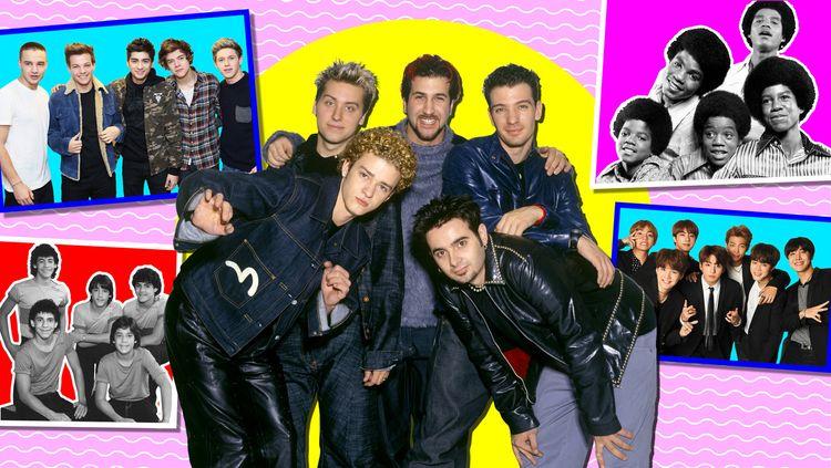 100 Greatest Boy Band Songs Tim - billbpop   ello