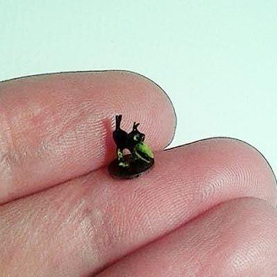 Tiny crow - ilovemicro   ello