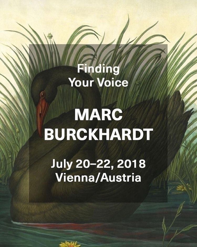 conducting workshop Vienna hope - marcburckhardt | ello