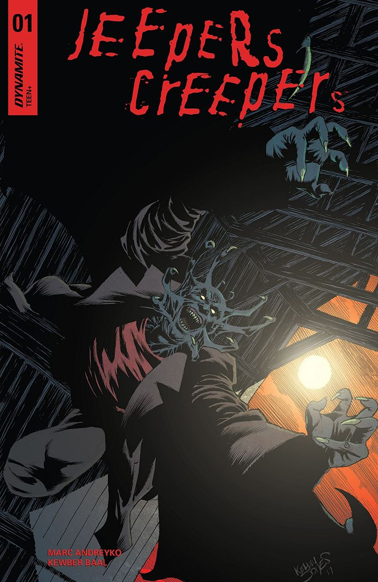 Jeepers Creepers Dynamite Enter - oosteven | ello