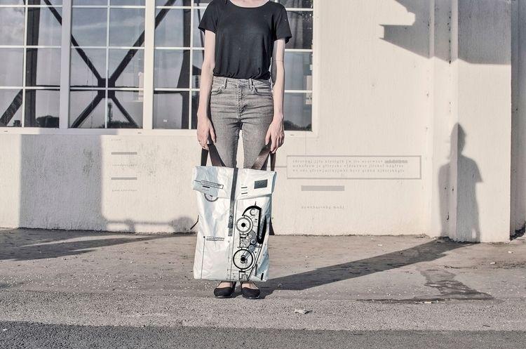 Lightest bag love! Tyvek Italia - stiglodesign | ello