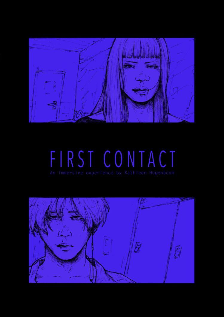 CONTACT Poster personal film pr - murkypompano | ello