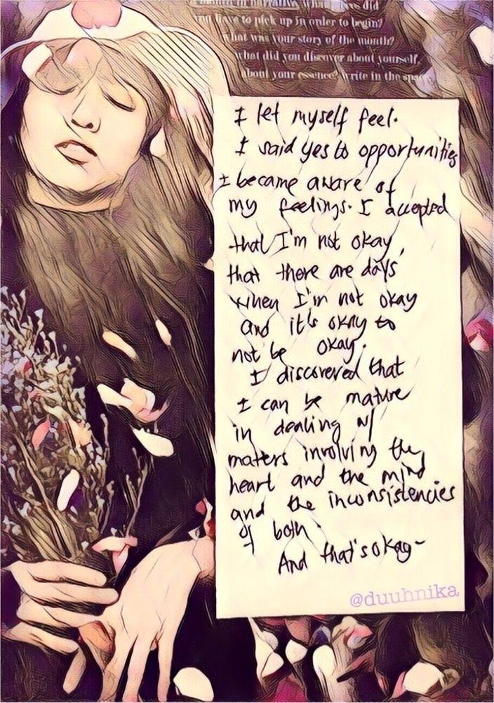 progress. deal mature hurt - Journal - duuhnika | ello