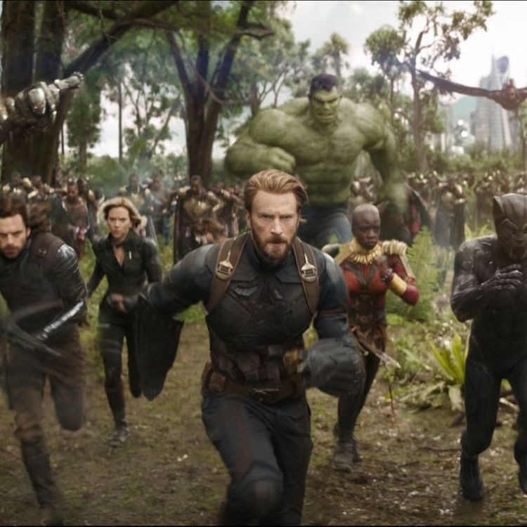 Film Review: Avengers: Infinity - alexyoung231 | ello