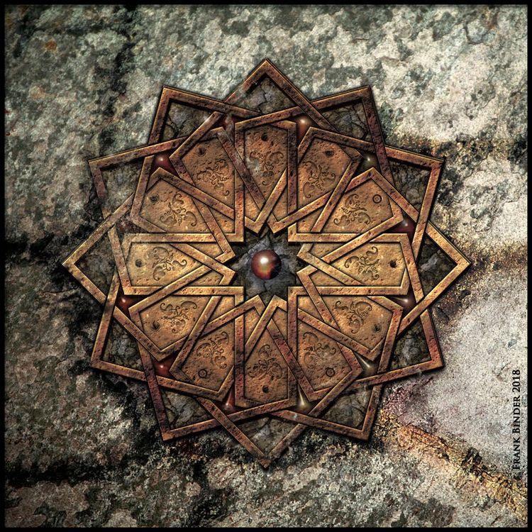 islamische_geometrie, islamischegeometrie - binderchen | ello