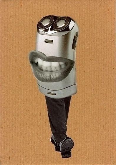 collage Bep Broos - art#analogcollage#handmadecollage - bepbroos   ello