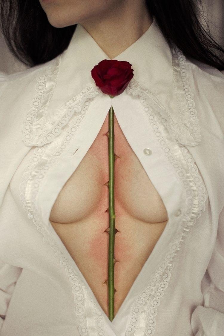 """Thorns Pain Hide — Photographe - darkbeautymag | ello"