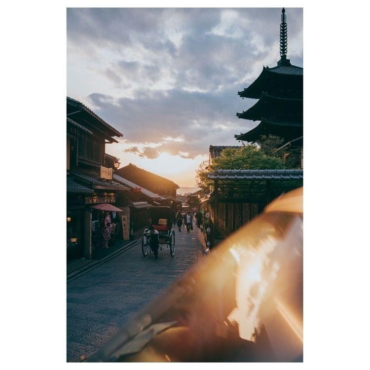 Sunset Higashiyama - swei_ | ello