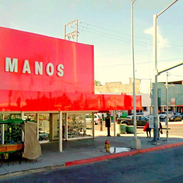 Mexicali, Mexico - rephotography - dispel | ello
