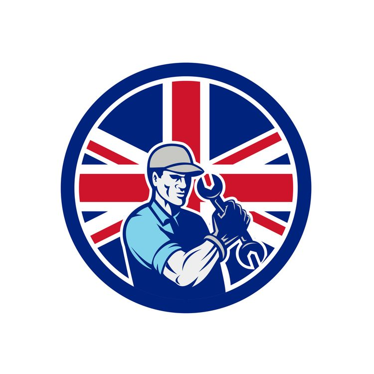 British Auto Mechanic Union Jac - patrimonio | ello