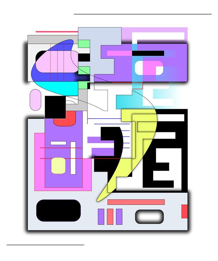 moved - illustrator, digital - escapescapes   ello