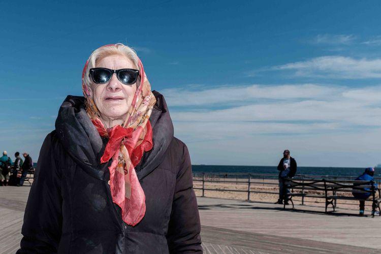 Cold Coney Island, NYC - giseleduprez | ello