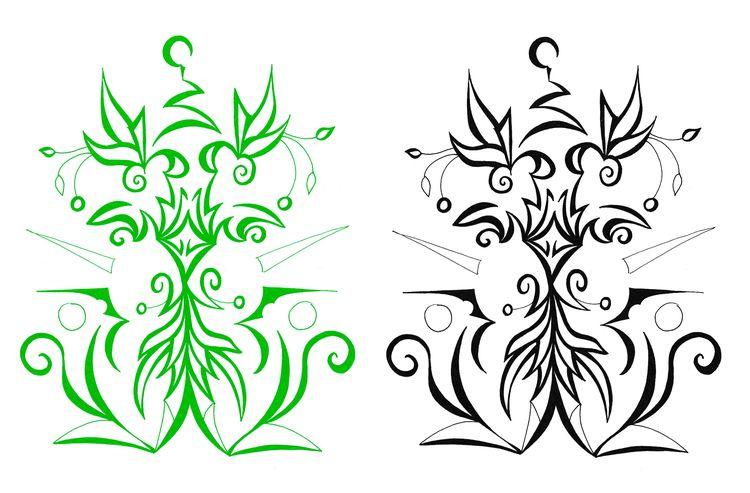 Plant Spirits - tomatoaftermath | ello