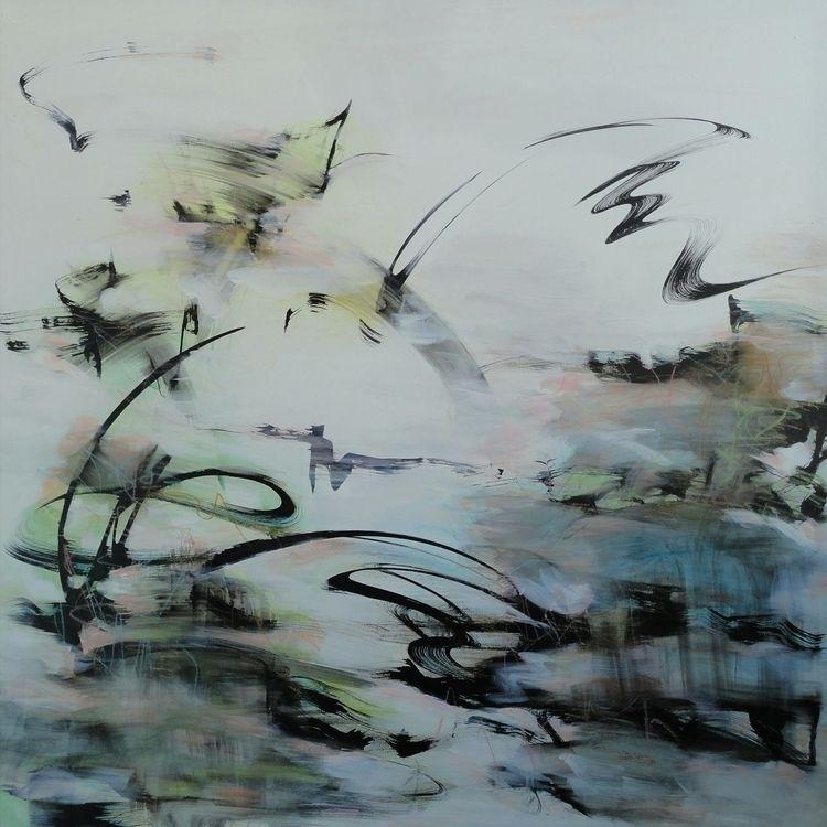 Kaislikossa tuulee Windy Willow - artleenakr | ello