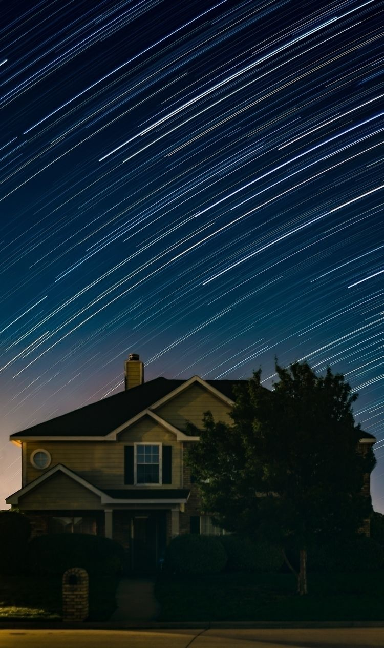 Neighborhood Star Trails necess - timothy_hoang | ello