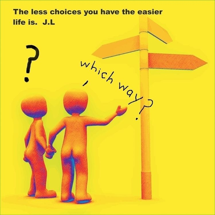 meme, choice, decision, question - sirhowardlee | ello