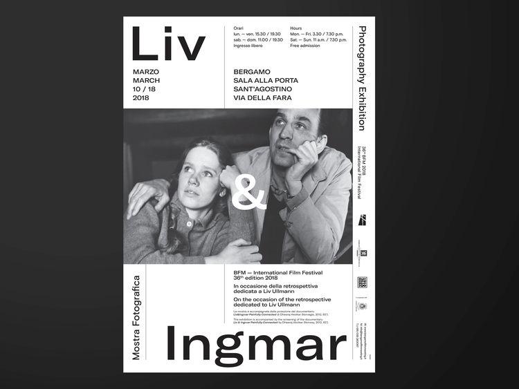 Liv Ingmar / photographic Ullma - suqrepubliq | ello