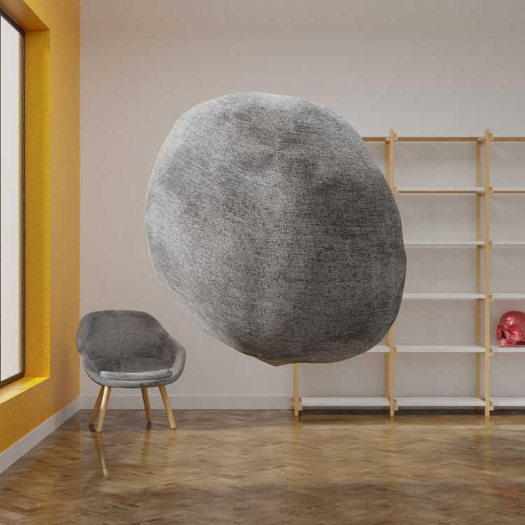 Big ball wool. . textures chair - jeffclermont | ello