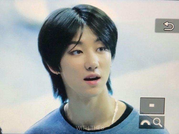 nice day xu minghao bareface - jxnghyun | ello