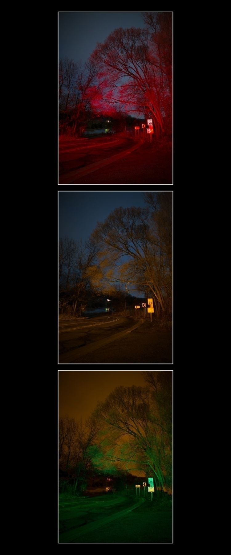 Pedestrian - nightphotography, ello - yeeahspencer | ello