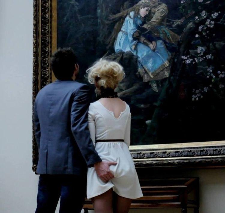 Art lovers Painting Ivan Tsarev - thinkoutsidethebox | ello