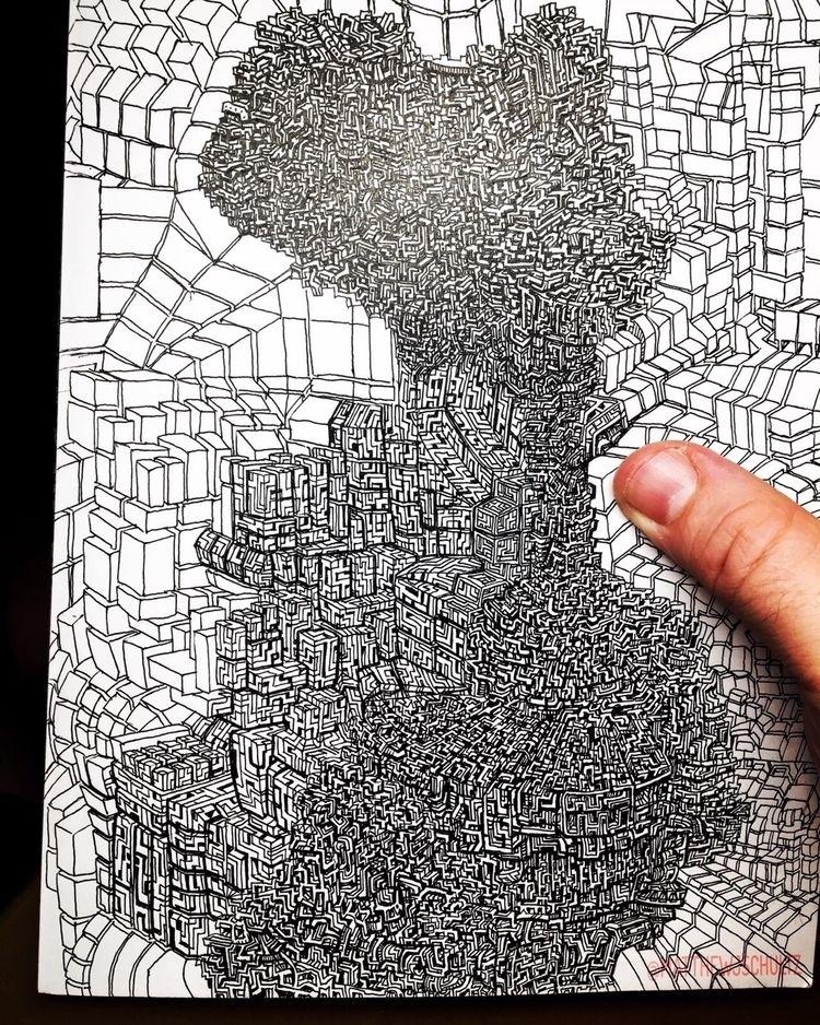 Adding  - detail., art, wip, sketch - matthewjschultz | ello