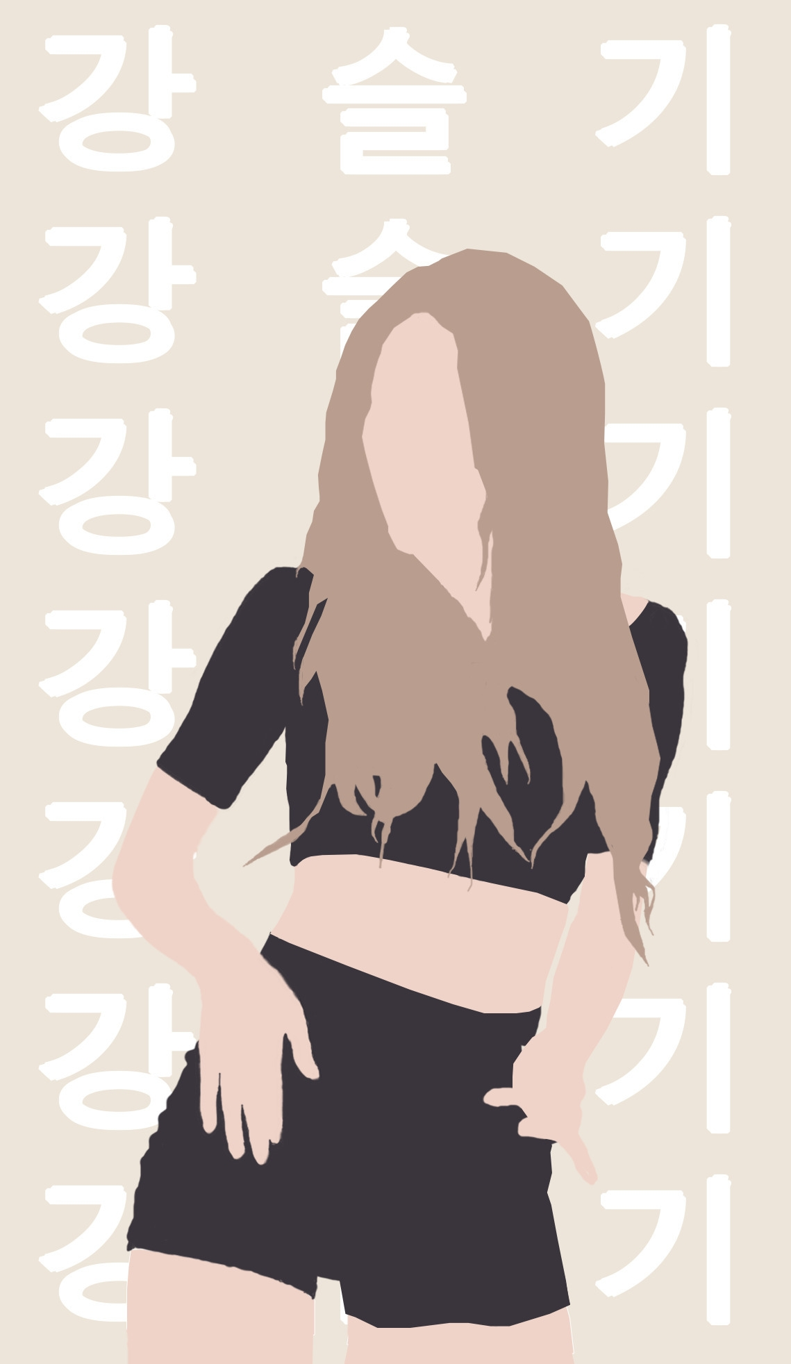 ↳ kang seulgi - minimalist, kpop - heewchul | ello
