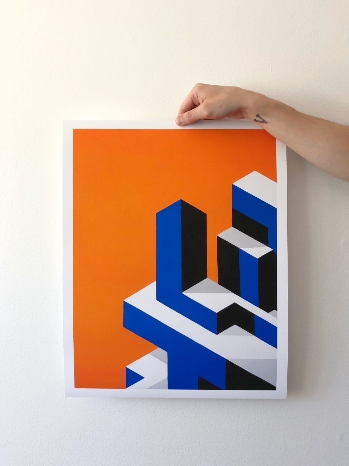 Ello Art GIVEAWAY! delighted te - jeremybooth   ello