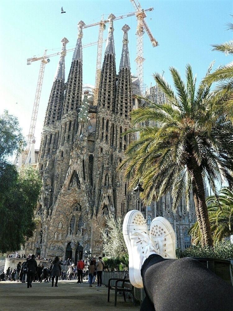 barcelona, ellophoto, peace - lana_luv | ello