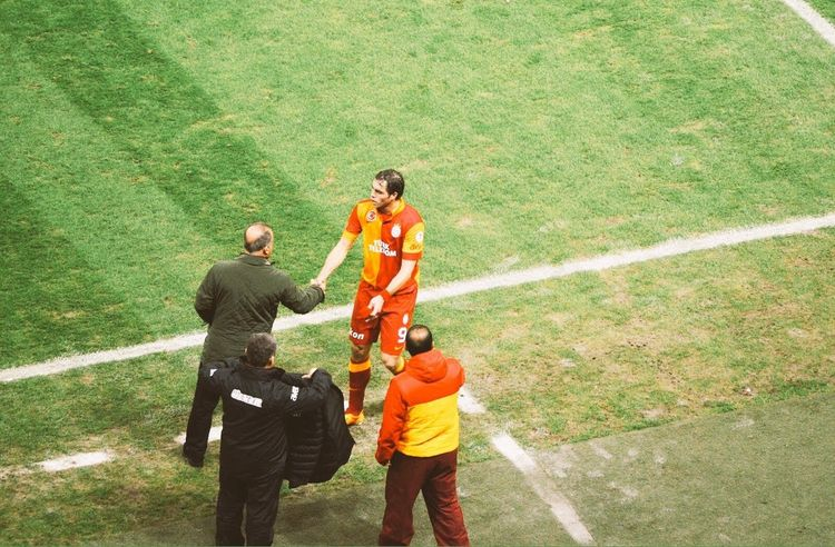 Elmander - Galatasaray, Football - gltsry | ello