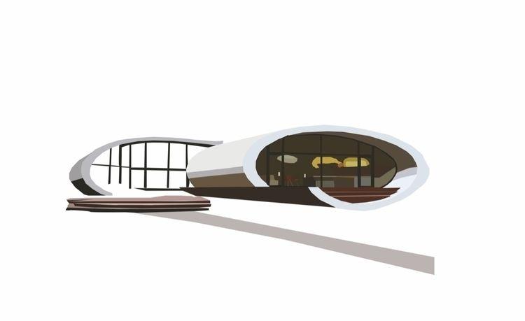 Shell House designed ARTechnic  - sophieillustration | ello