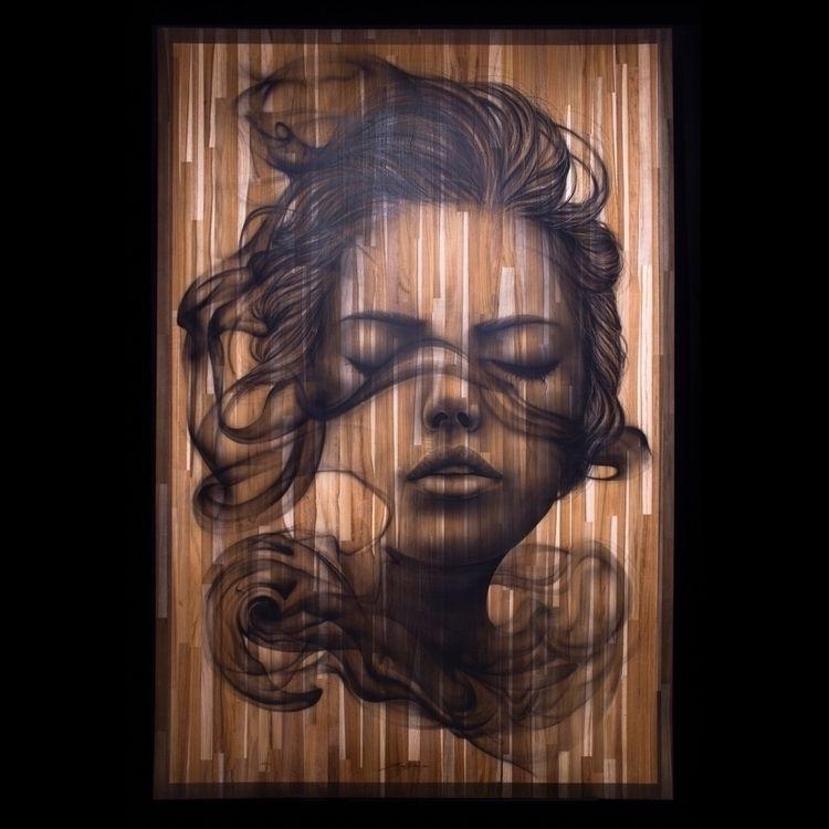 Painting wood, 2016  - texture, ellotextures - viniparisi | ello