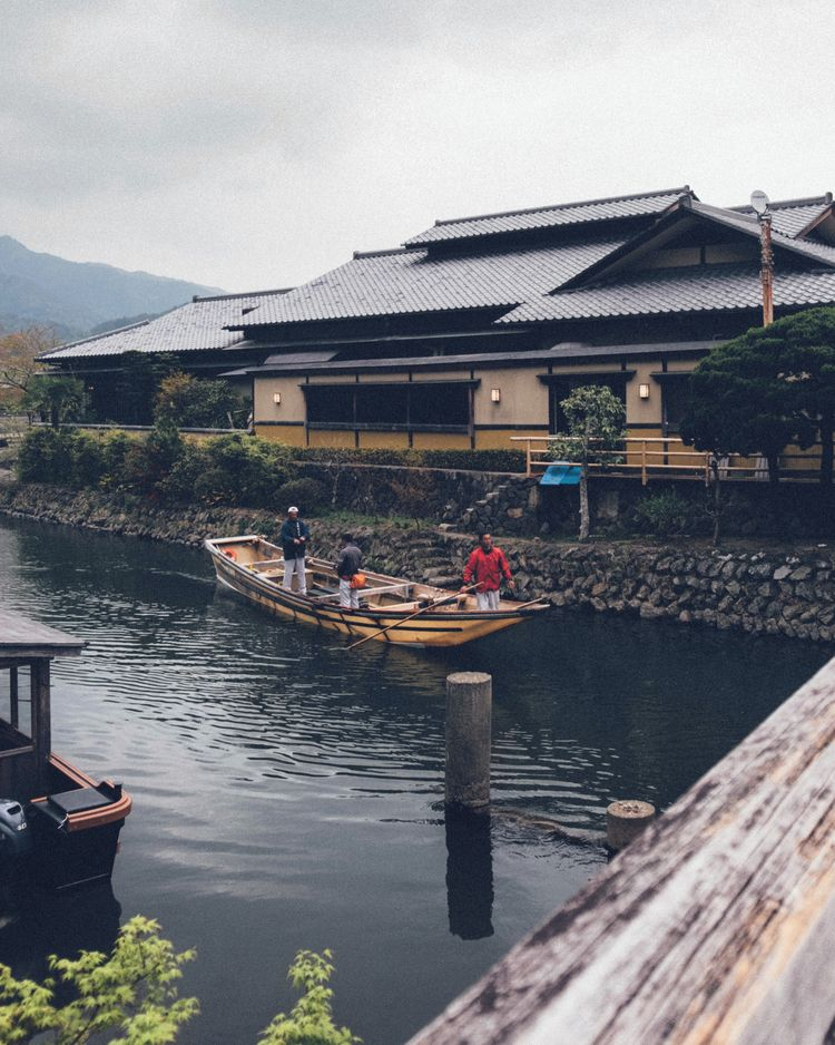 River | Kyoto - travel, explore - toriamia | ello
