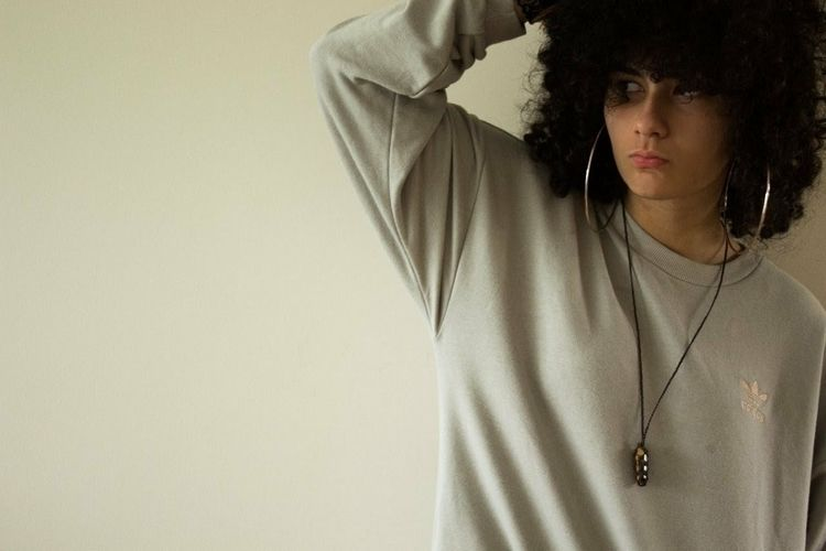 Leticia Gabriela - selfportrait - artaccount | ello