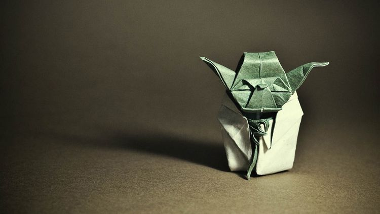 Favourite Star Wars Origami Cel - origamidotme | ello