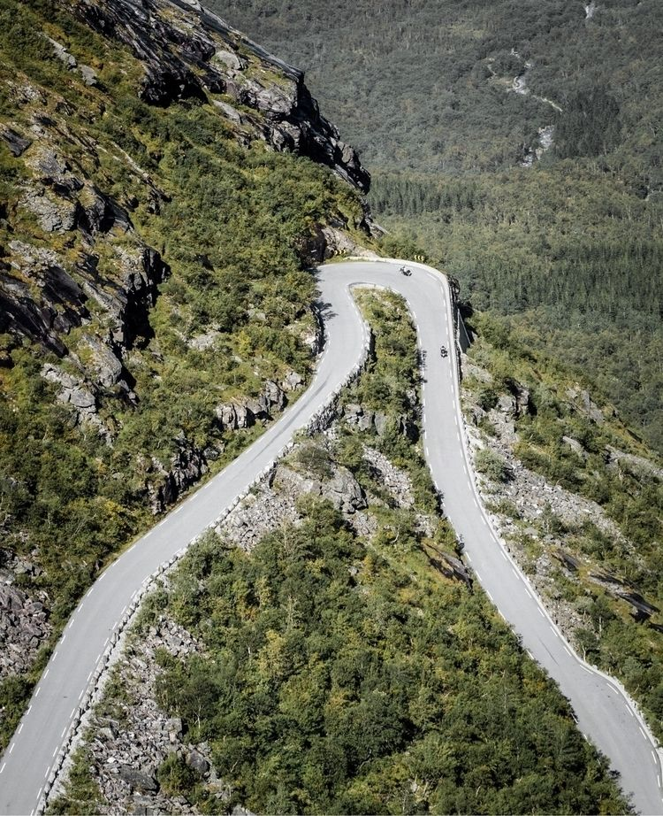 roads - norway, norwegian, roadtrip - lonelygrizzly | ello