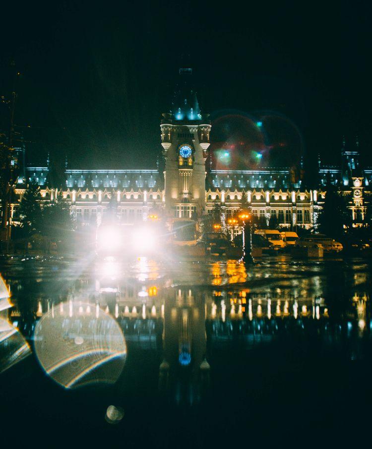 ngiht, night, light, lights, bokes - oanceaalex | ello