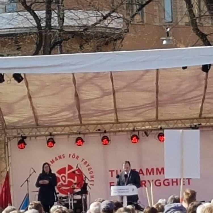 1 maj ban torget - socialdemokraterna - papphammar2000 | ello