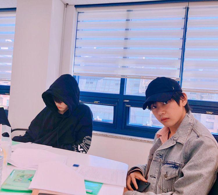 bts, taehyung, jungkook, kpop - btslove | ello