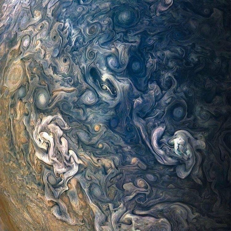 Júpiter é planeta mais lindo un - thewanted | ello