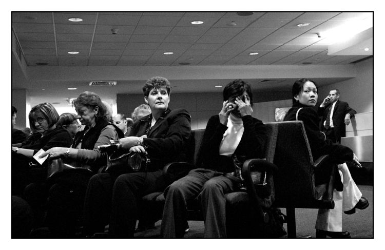 Airport Loungers :copyright:Mic - michaelfinder | ello