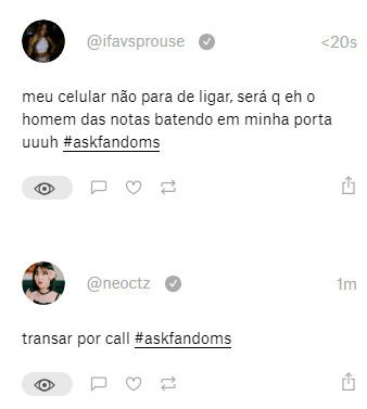 pronto descobriu oq era - askfandoms - uncover | ello